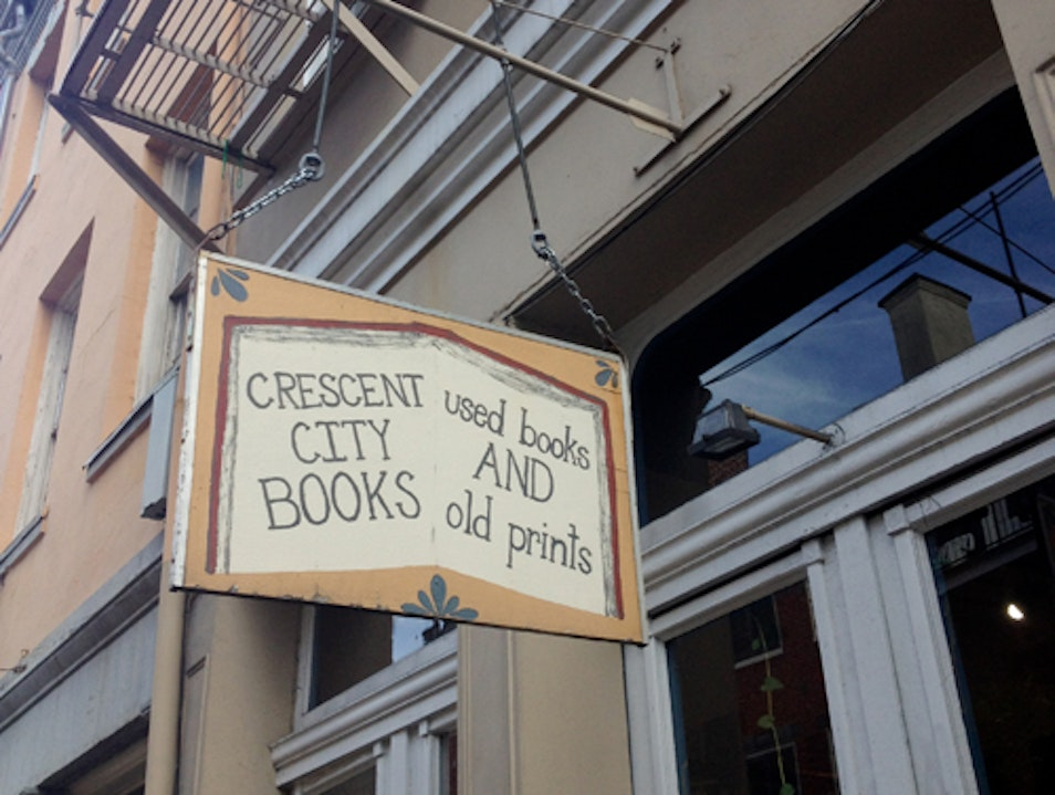 Vintage Books and Prints New Orleans Louisiana United States