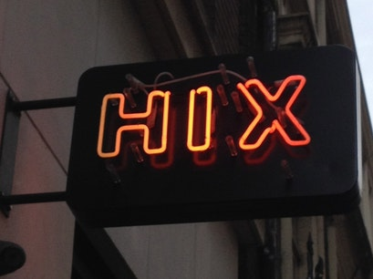 Hix London  United Kingdom