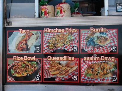 ssahmBBQ's Korean Tacos Frisco Texas United States