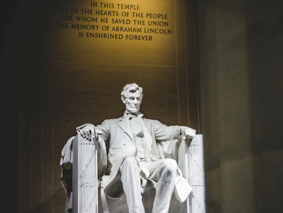 Lincoln Memorial Washington, D.C. District of Columbia United States