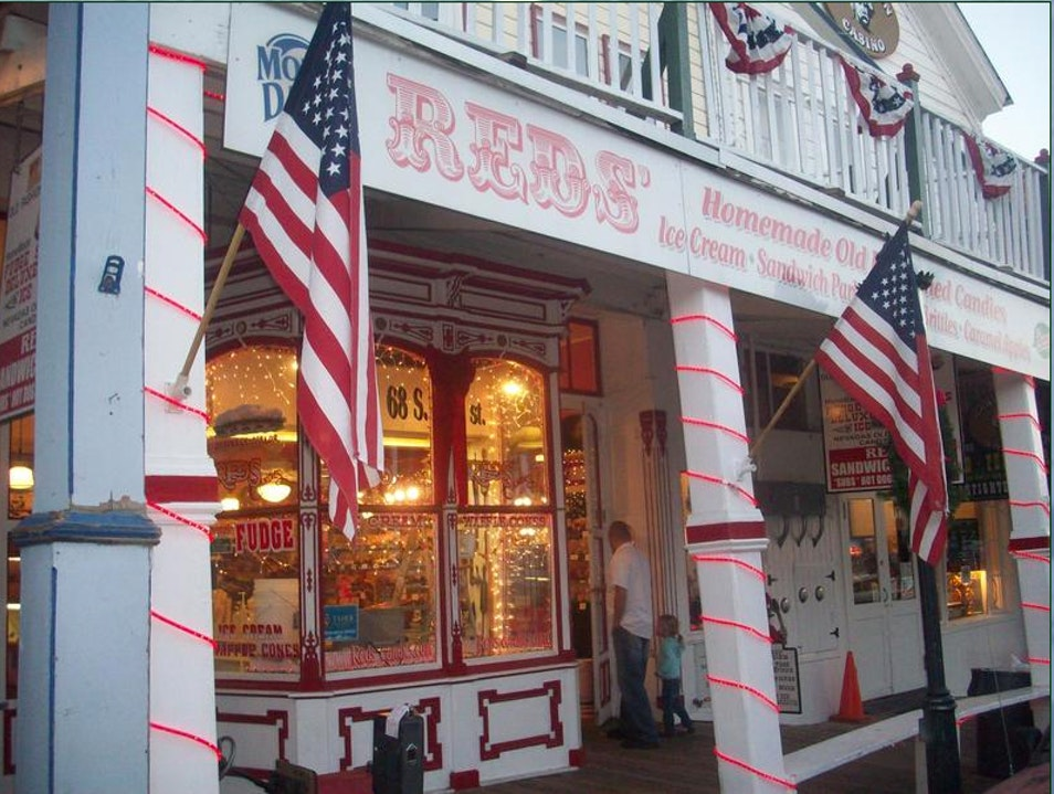 Oldest candy factory/store in Nevada Virginia City Nevada United States