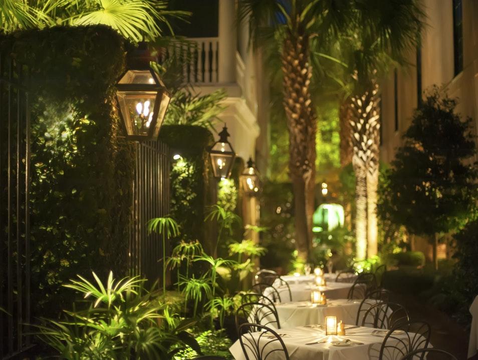 Planters Inn Charleston South Carolina United States