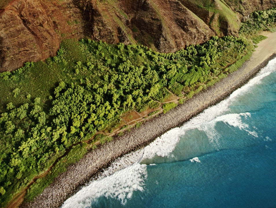 Hawaii's Hiking Paradise: The Nā Pali Coast Kapaa Hawaii United States