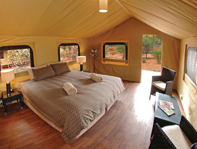 Luxe Camping Retreats