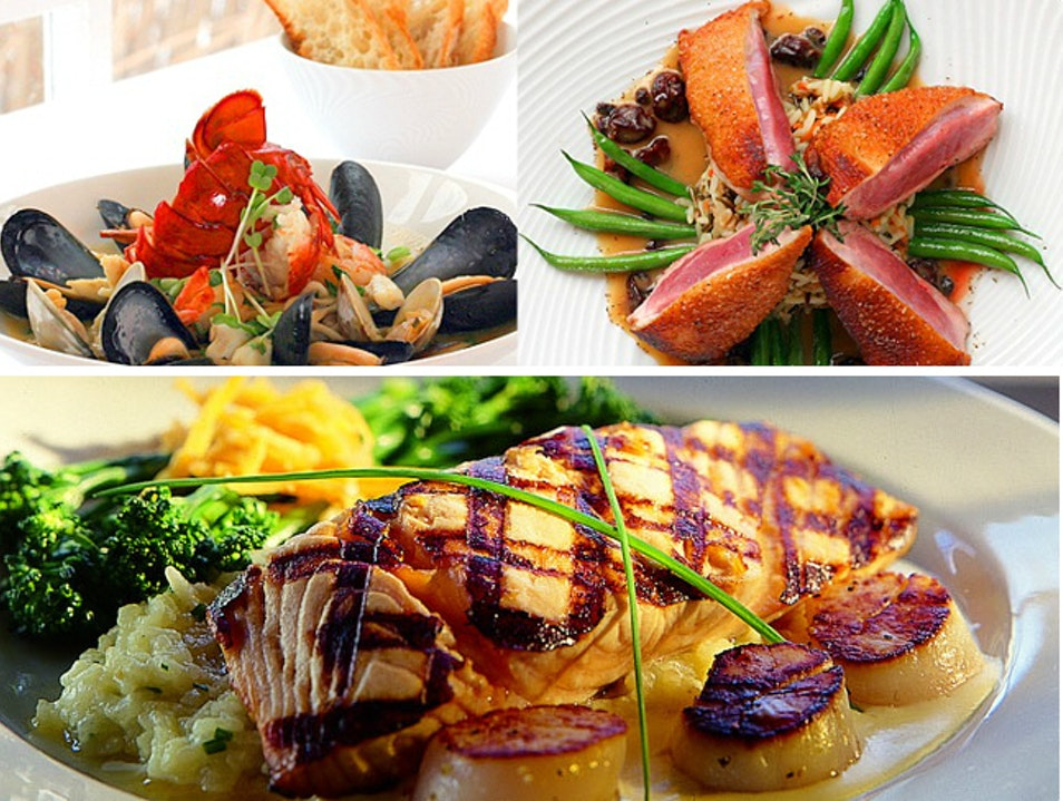 Classic Seafood and Fine Dining at O'Learys Annapolis Maryland United States