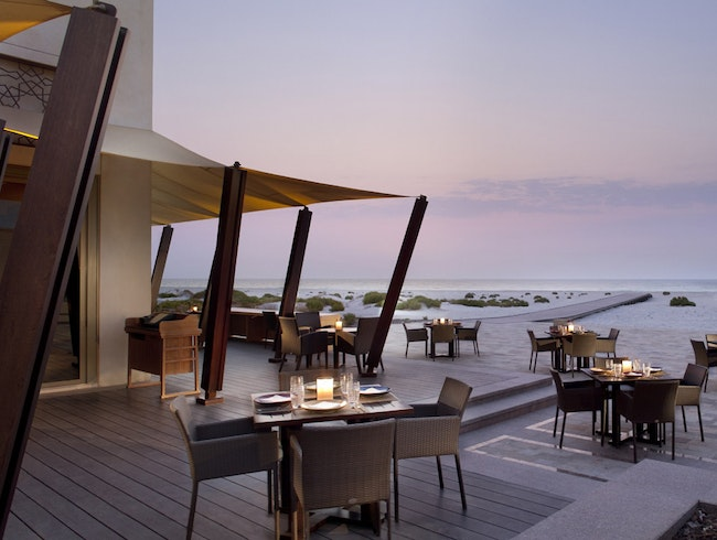 A Saadiyat Retreat