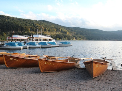 Titisee Hinterzarten  Germany