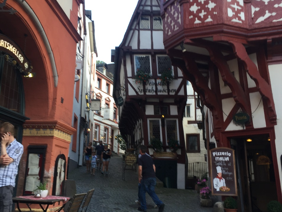 Wine Heaven in a Tiny German Town