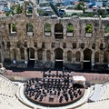 Odeon of Herod Atticus Athens  Greece