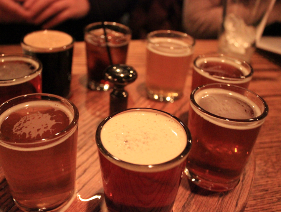 Steamboat's Best Microbrew