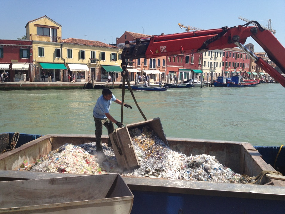 See the Long View of Glassmaking at Murano Venice  Italy