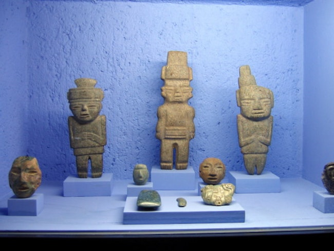 Beautiful Collection of Pre-Hispanic Art