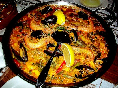 La Paella Amsterdam  The Netherlands