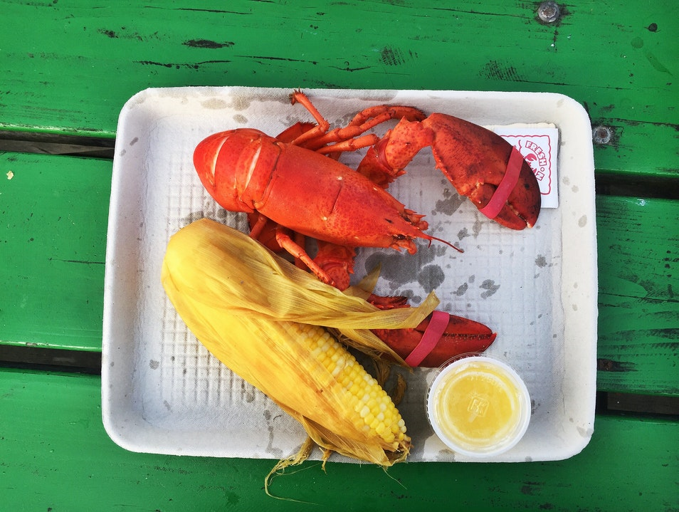 Five Islands Lobster Co. Georgetown Maine United States
