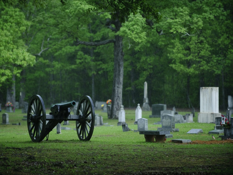 Shiloh National Military Park Shiloh Tennessee United States