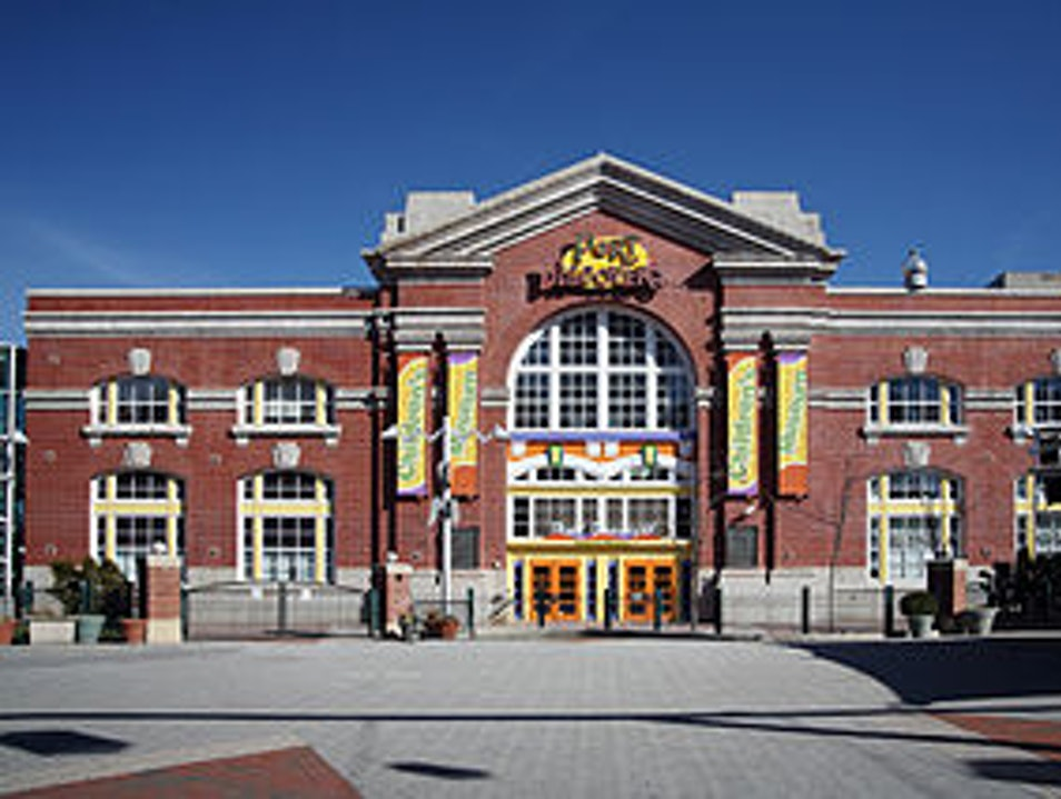 A World of Discovery Baltimore Maryland United States