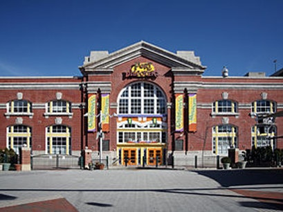 Port Discovery Children's Museum Baltimore Maryland United States