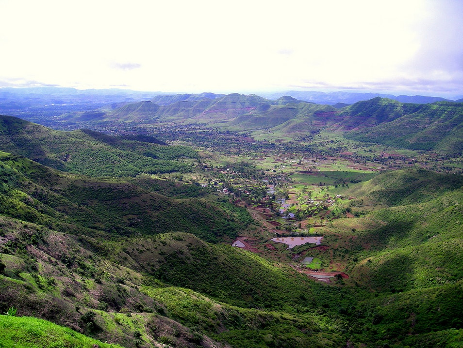 Take to the Hills and Explore the Sinhagad Fort Thoptewadi  India