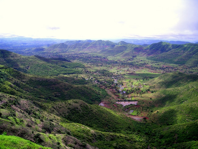 Take to the Hills and Explore the Sinhagad Fort