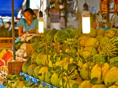 Weekend Market Phuket  Thailand