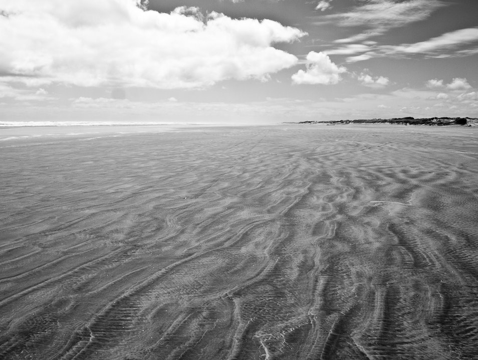 Lines in the Sand Kaitaia  New Zealand