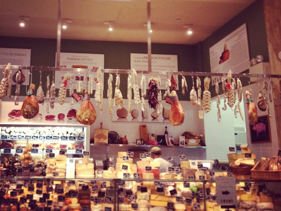 Head Over to Eataly for a Savory Feast New York New York United States