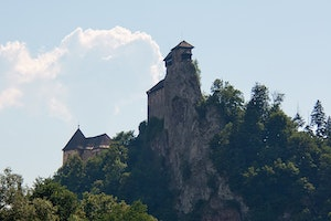 The Castle on the Orava River