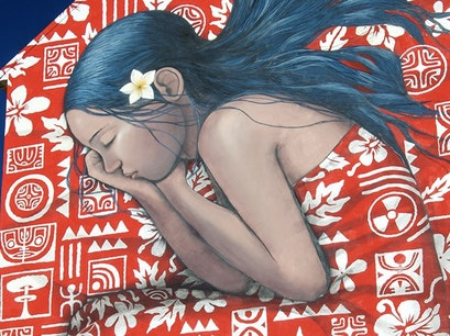 Museum of Street Art Tahiti Papeete  French Polynesia