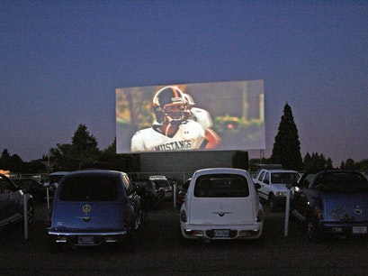 Ford Drive In Theatre Dearborn Michigan United States