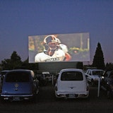 Ford Drive In Theatre
