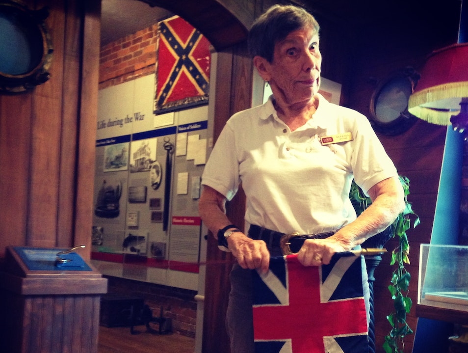 A Surprising History Lesson Fernandina Beach Florida United States