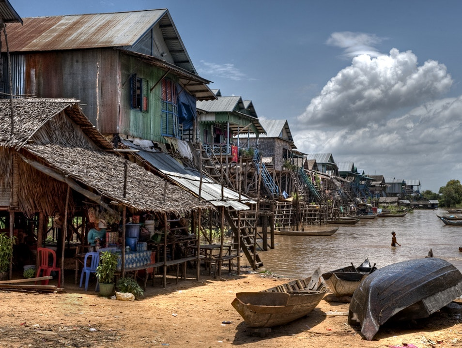 Postcards From Cambodia