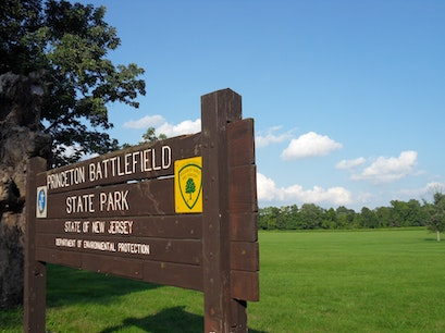 Princeton Battlefield State Park Trenton New Jersey United States