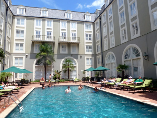 Luxurious Lodging in the Heart of The French Quarter