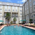 Bourbon Orleans Hotel New Orleans Louisiana United States