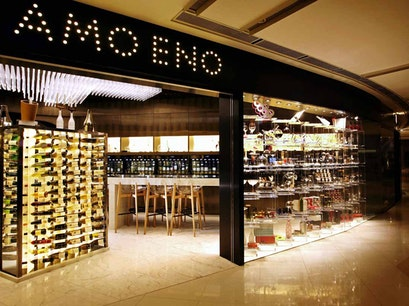 Amo Eno Wine Bar & Shop Central  Hong Kong