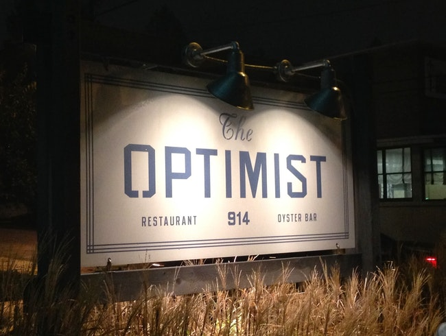 The Optimist, Atlanta, GA