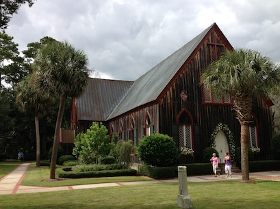 The Church of the Cross Bluffton South Carolina United States