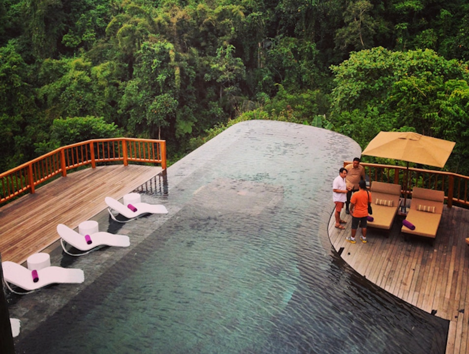 A heavenly stay Payangan  Indonesia