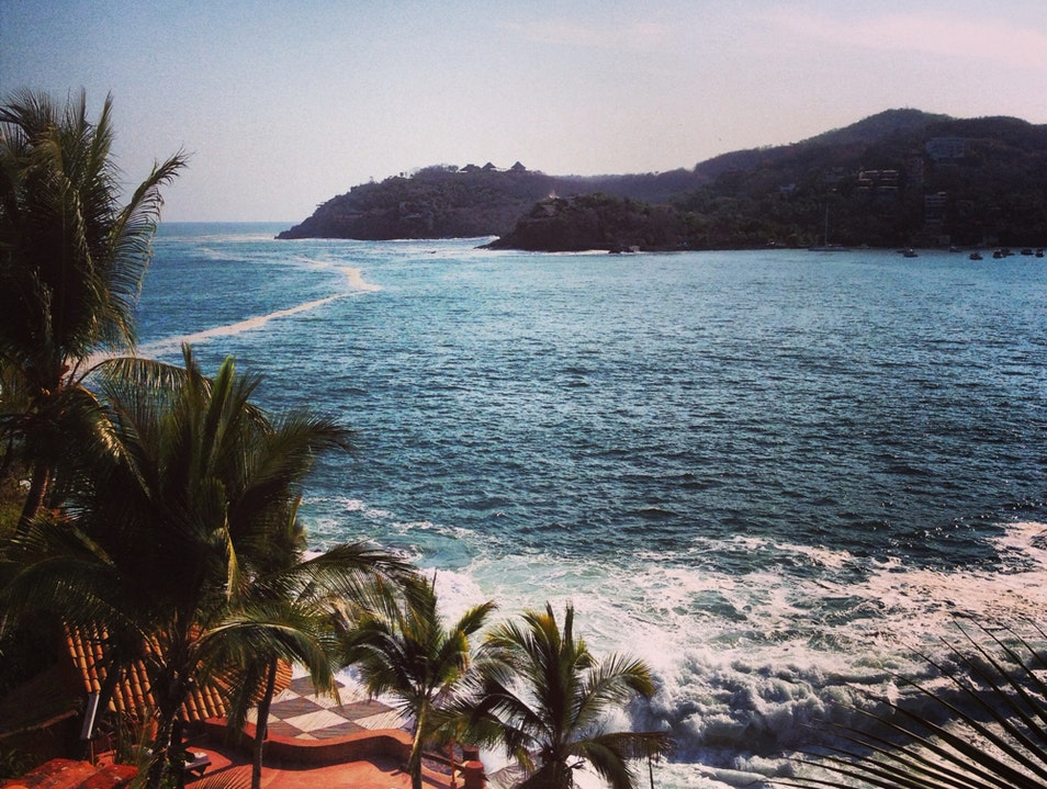 A Hotel That Feels Like A Home Zihuatanejo  Mexico