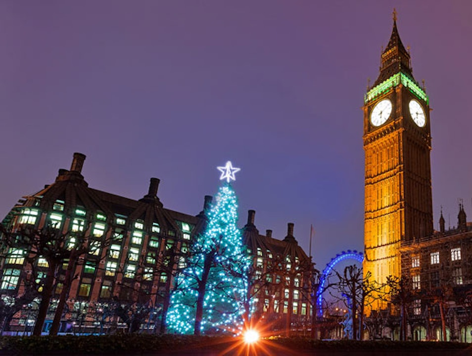 Christmas in London   United Kingdom