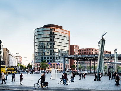 Potsdamer Platz Berlin  Germany