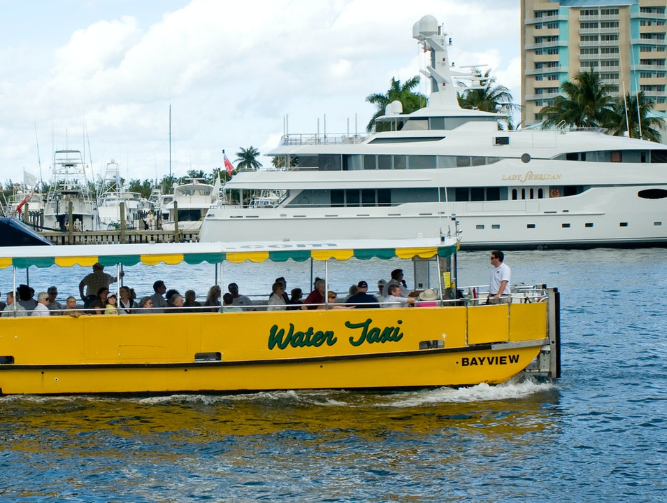 Ft. Lauderdale Boat Tour Fort Lauderdale Florida United States
