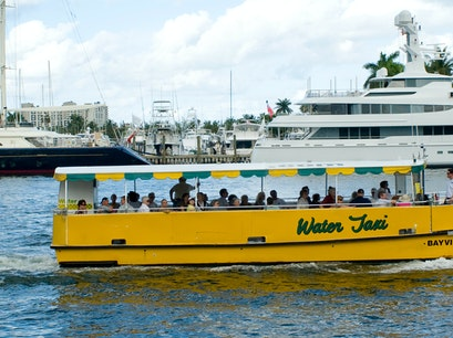 Fort Lauderdale Boat Tour Fort Lauderdale Florida United States