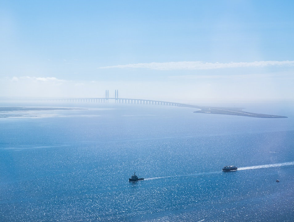 Øresund Bridge   Sweden