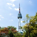 N Seoul Tower Seoul  South Korea