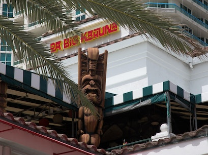 Da Big Kahuna Restaurant & Tiki Lounge Fort Lauderdale Florida United States