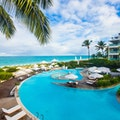 The Palms Turks and Caicos The Bight Settlement  Turks and Caicos Islands