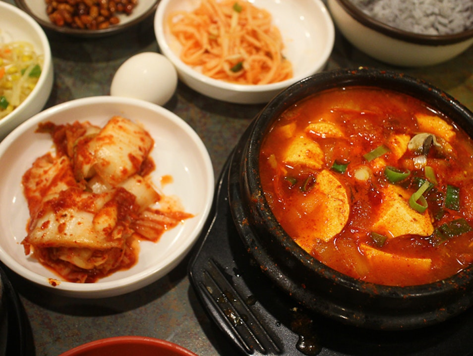 Savor Seoul Food North York  Canada