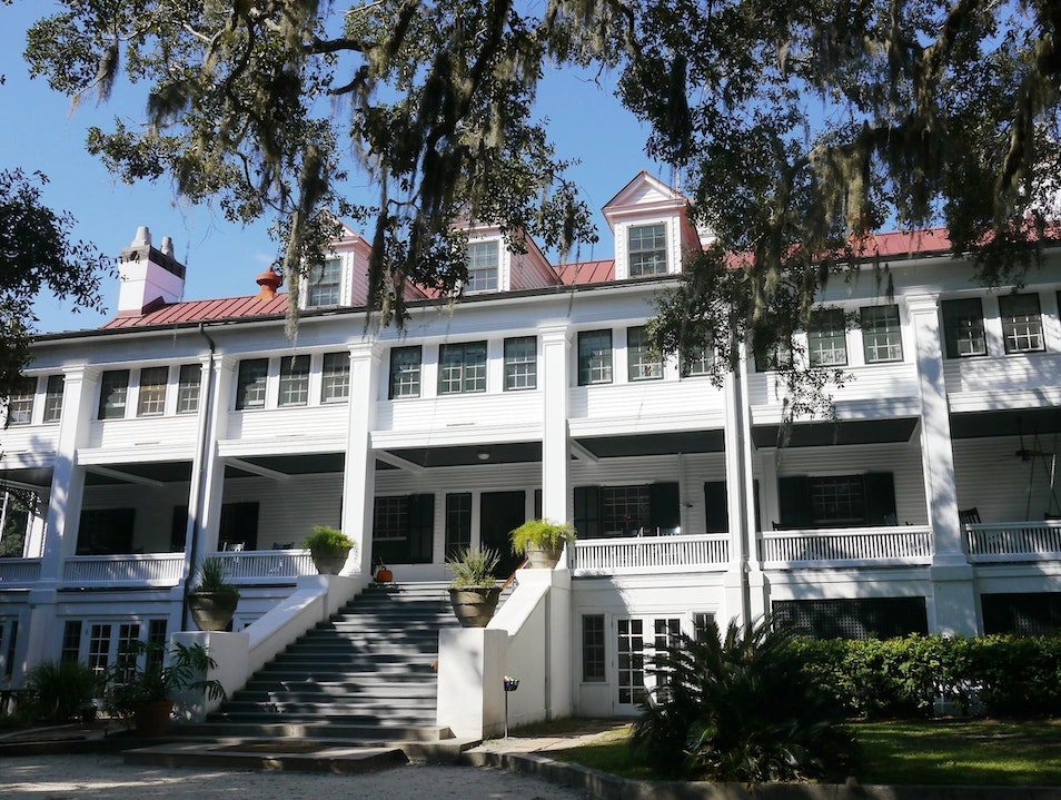 Stay at a Carnegie mansion on a private island Saint Marys Georgia United States